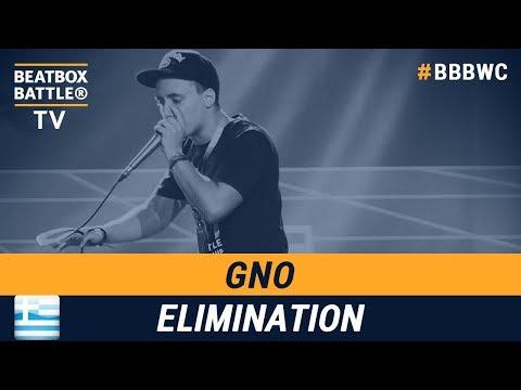 Gno from Greece - Men Elimination - 5th Beatbox Battle World Championship