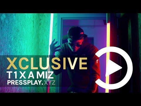 #SilwoodNation T1 X A Miz - Juventus (Music Video) #TheWordPlayTape | Pressplay