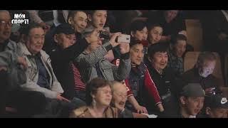 Проект «Лига чемпионов хапсагай - 2018»