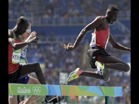 What's New Kenya Wins Steeplechase, Eaton Leads Decathlon