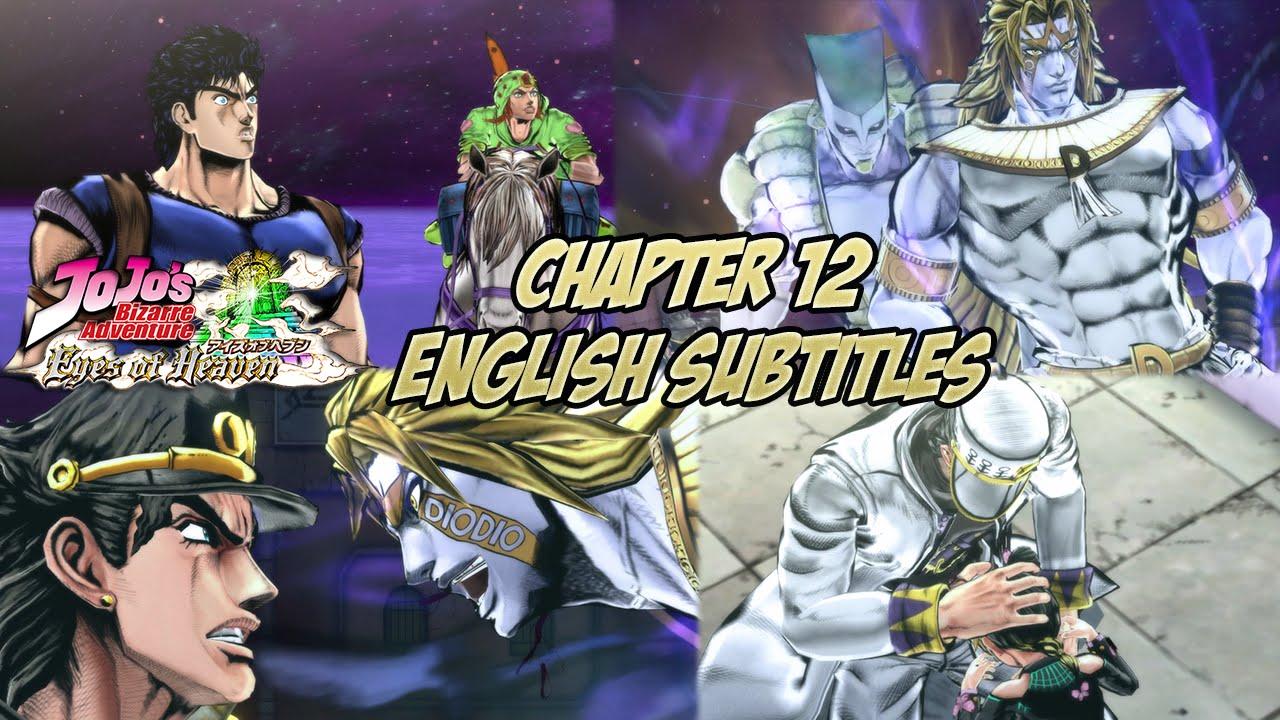 JoJo's Bizarre Adventure: Eyes of Heaven – Story Final Chapter: The World Over Heaven [English Subs]