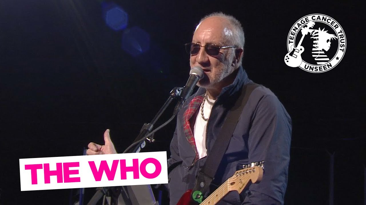 Amazing Journey Sparks - The Who Live