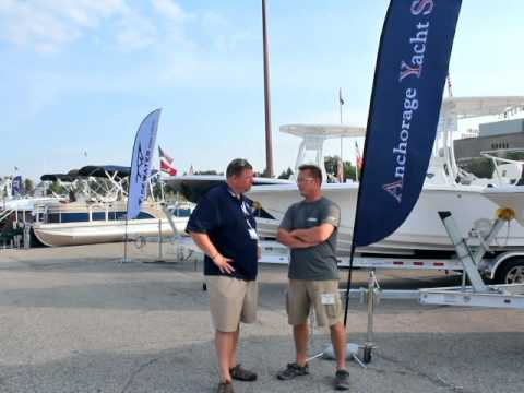 Anchorage Yacht Sales At The 2014 Michigan City In-Water Boat Show
