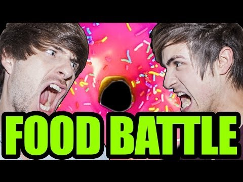 FOOD BATTLE 2013 from YouTube · Duration:  7 minutes 57 seconds