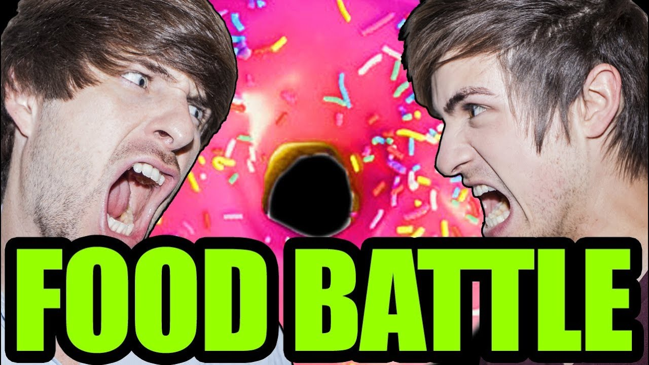 Food Battle 2013 Youtube