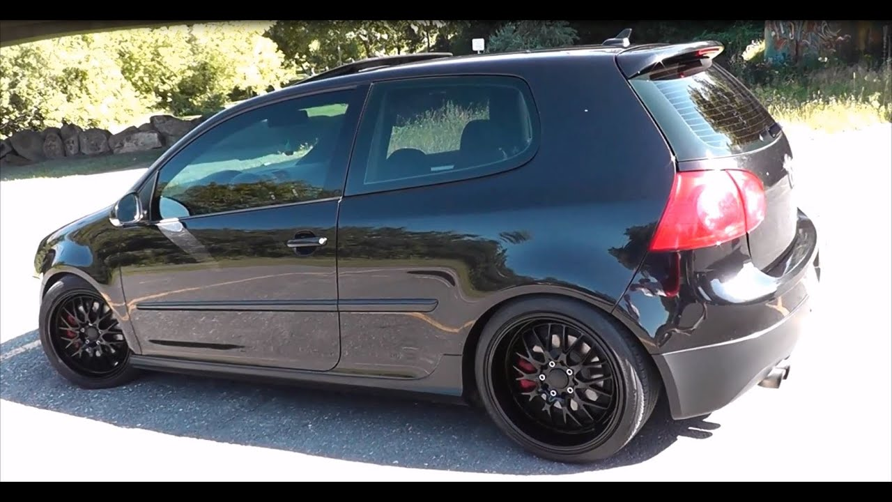 ★ Volkswagen GolF GTI MK5 Turbo ★ - YouTube