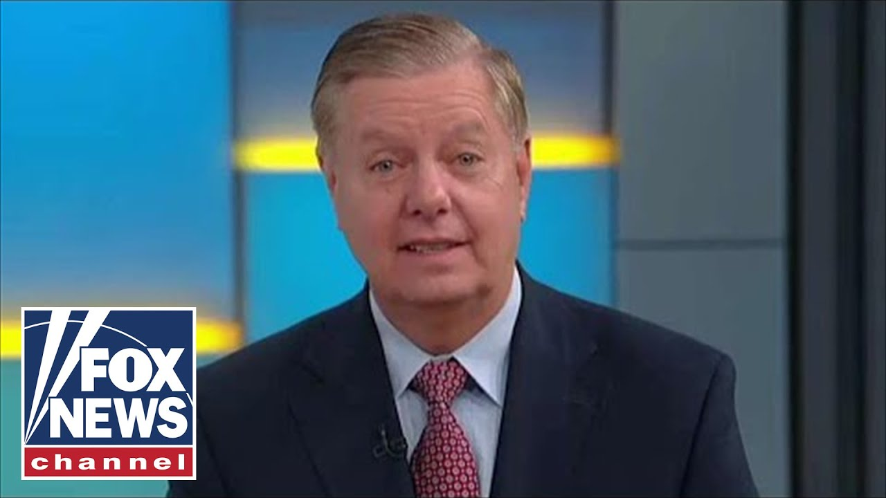 What Sen. Graham talked about with Trump on golf trip