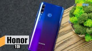 Honor 10i — огляд смартфона