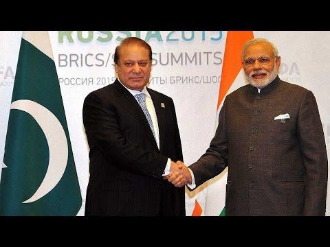PM Modi reaches Lahore to meet PM Nawaz Sharif