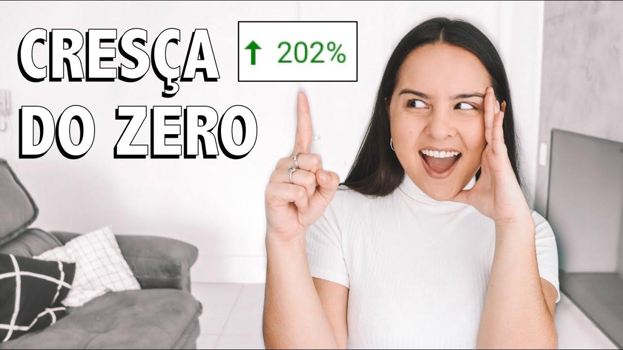 Download COMO CRESCER NO YOUTUBE DO ZERO E SEM DIVULGAÇÃO (Vídeo Obrigatório Para Quem Está Começando)