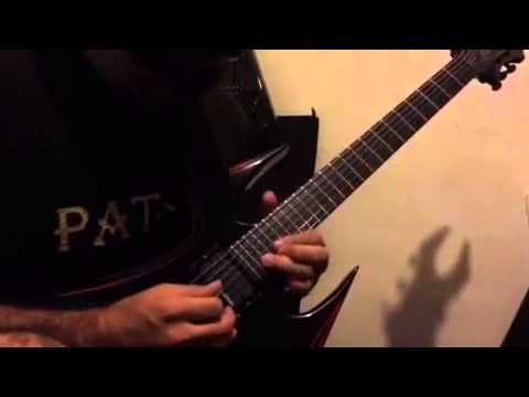 Godgory-Another Day Guitar Solo