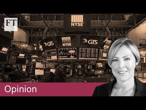 Gillian Tett on banking sector pay   Opinion