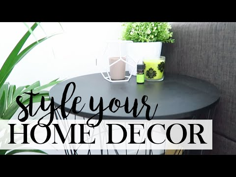 How To Find Your Home Decor Style #TheAugustDaily