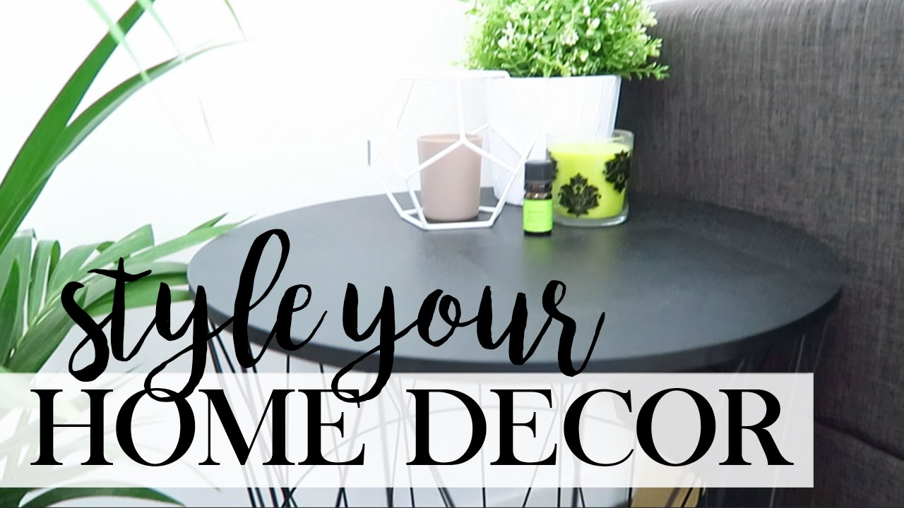 How To Find Your Home Decor Style Theaugustdaily