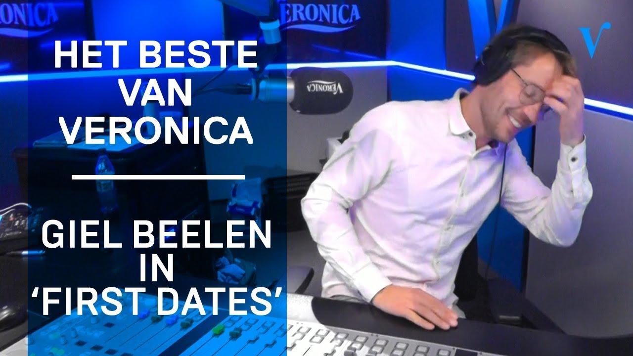 Giel Beelen In First Dates Het Beste Van Radio Veronica Week 38 Youtube