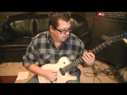 RUSH - YYZ - Guitar Lesson by Mike Gross