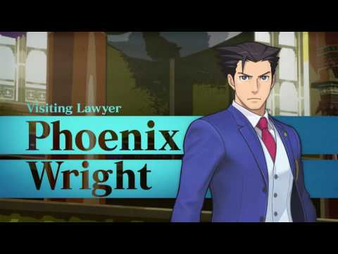 Phoenix Wright: Ace Attorney - 'Spirit of Justice' Game Teaser