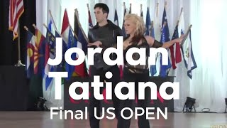 Video US Open Swing Dance Championships 2015 // Jordan Frisbee & Tatiana Mollmonn download MP3, 3GP, MP4, WEBM, AVI, FLV Agustus 2017
