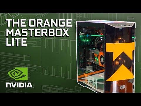GeForce Garage - wtcN's Orange Masterbox Lite
