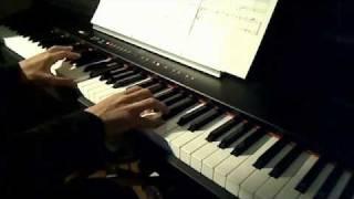Melody Salva Nos (from NOIR) - Piano Solo