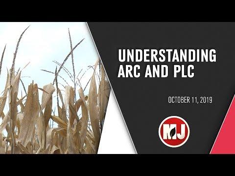 Understanding ARC and PLC | Brad Lubben, Randy Pryor, Cathy Anderson | October 11, 2019