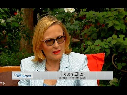 Helen Zille — talks
