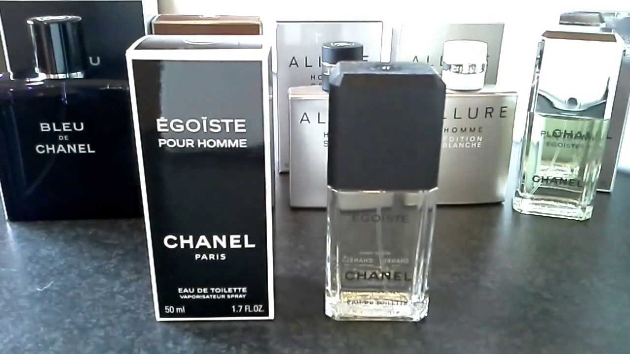 Chanel Egoiste Review - YouTube