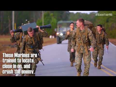 Behind the Scenes With Marine Corps Infantry