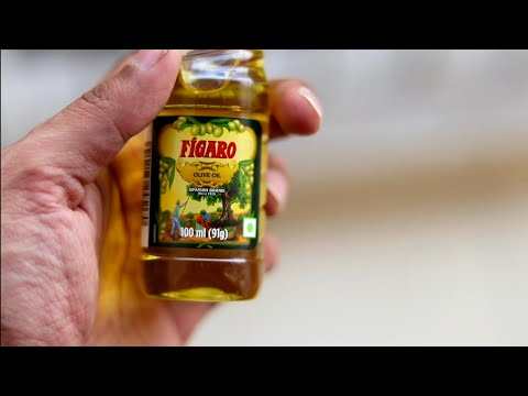 Stop Hair Fall Completely - Figaro Hair Oil Review