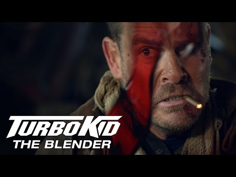 TURBO KID - The Blender - Official Clip