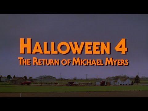 Halloween 4: O Retorno de Michael Myers (1988 - Dublado)