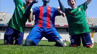 """Love #Barcelona """"Mini Messi"""" The 2017 Files"""