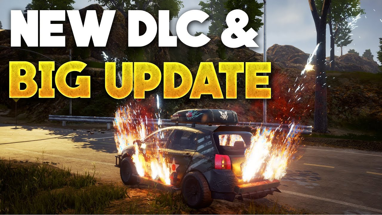 State of Decay 2 Huge Update & New DLC! New Free Weapons, Update 2 0 &  Patch Notes!