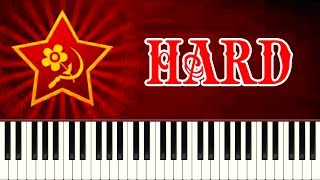 HELL MARCH 3 - Piano Tutorial