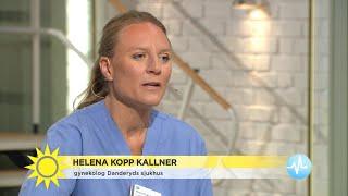 Doktorns bästa råd – så slipper du svåra menssmärtor - Nyhetsmorgon (TV4)
