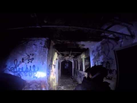 Haunted Insane Asylum in San Luis Obispo!