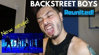 [REACTION] Backstreet Boys Don't Go Breaking My Heart | Backstreet Boys REUNITED