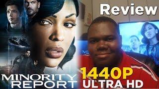 Minority Report TV Series Premiere Episode 1 Pilot ~ Biki Review