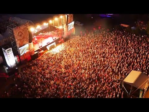 UPRISING REGGAE FESTIVAL 2016 Official Documentary