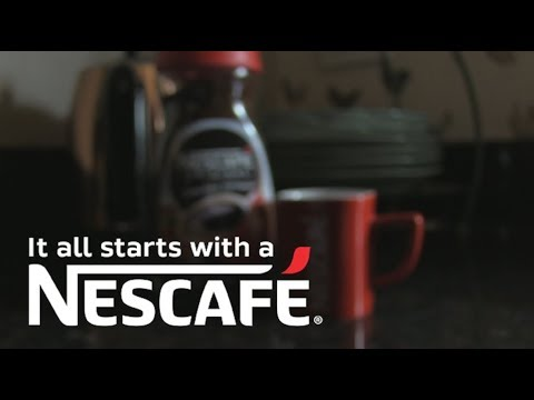 NESCAFE - 30 second advert