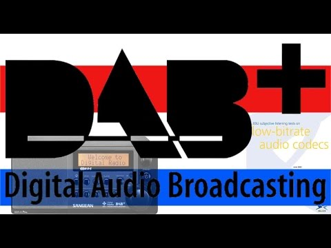 Digital Radio: DAB+, what about it?
