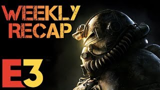 MMOHuts Weekly Recap #318 June 15th - Fallout 76, Mavericks: Proving Grounds, Fortnite, and More!
