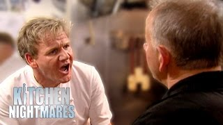 It's RAW! Again! - Kitchen Nightmares