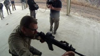S.W.A.T. Magazine TV Lost Episode #6: Rifle Transitions & Barricades with Kyle Lamb