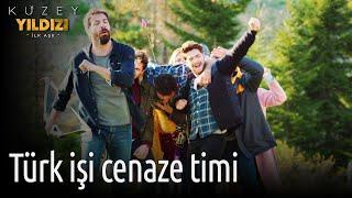 Kuzey Yıldızı İlk Aşk 29. Bölüm (Sezon Finali) - Türk İşi Cenaze Timi