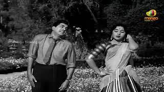 Aatma Balam Songs   Gilli Kajalu Song   ANR, Saroja Devi, KV Mahadevan   YouTube 360p