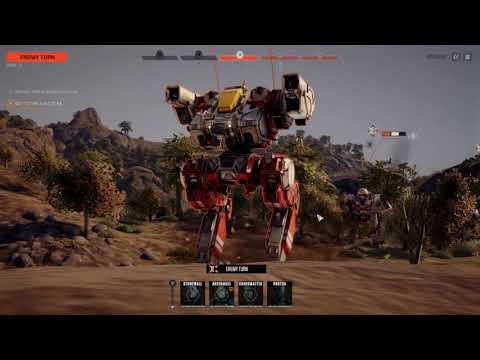 Swatting Light Mechs - HBS BattleTech |