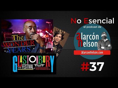 ▶ Los años maravillosos - Cancelan Glastonbury 🎤 Podcast NO ESENCIAL #37