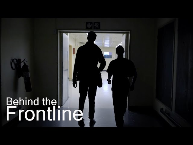 Behind the Frontline
