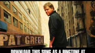 Watch Pat Green Country Star video